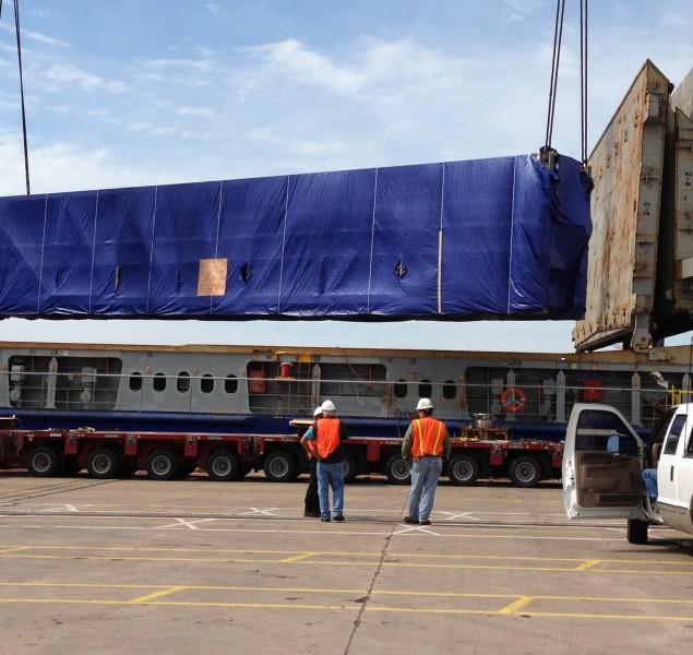 Q_Air Freight Forwarding_Offloading Ccharter Ship