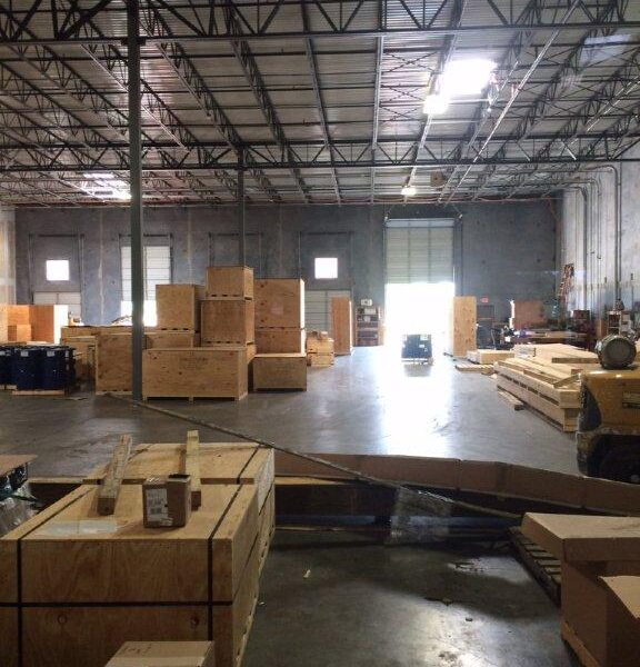 Q AIR Warehouse 2